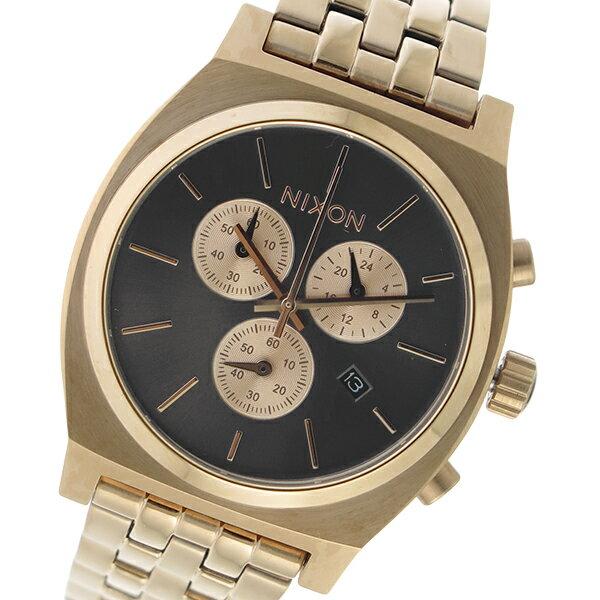 ニクソン NIXON クオーツ メンズ 腕時計 時計 A972-2046 グレー【楽ギフ_包装】