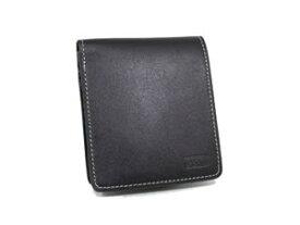 EDWIN エドウィン 短財布 アンティークカーフ 0510026 ブラック【RCP】