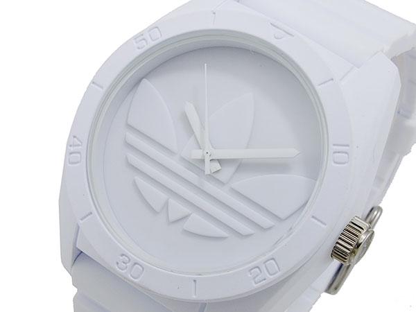 アディダス ADIDAS サンティアゴ クオーツ メンズ 腕時計 時計 ADH6166【楽ギフ_包装】