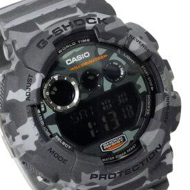 カシオ CASIO Gショック カモフラージュ デジタル メンズ 腕時計 時計 GD-120CM-8
