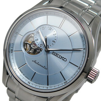 Seiko SEIKO presage automatic blue mens watch SSA137J1