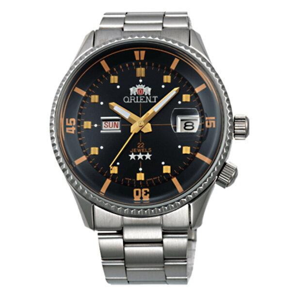 オリエント キングマスター 自動巻き メンズ 腕時計 時計 WV0021AA ブラック 国内正規【楽ギフ_包装】