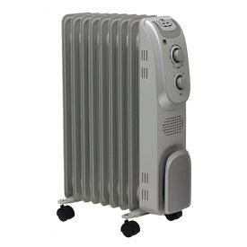 DBK オイルヒーター 3~7畳用 DRM1009GM 9枚フィン【送料無料】