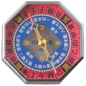【MIZAR-TEC】ミザールテック 風水コンパス ドライタイプ 日本製 GF-803 /20点入り(代引き不可)【送料無料】