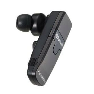 Princeton bone conduction function with Bluetooth headset black PTM-BEM8 black Bluetooth (non-cash)