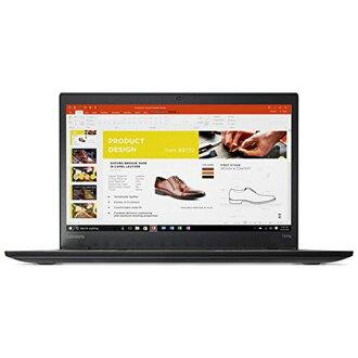 Lenovo筆記型電腦ThinkPad T470s/14.0型FHD液晶/Intel Core i5-7300U 2.60GHz 20HF0036JP
