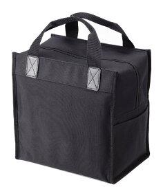トルネ 保冷バッグ クールレジャーバッグ ボックス(BK) (エコバッグ ) P-3232 (代引不可)