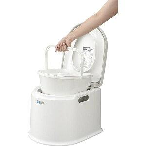 山崎産業 携帯トイレ ポータブルトイレ P型 ( 簡易トイレ 非常用 )(代引不可)