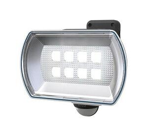 ムサシ RITEX(ライテックス) LED乾電池センサーライト 4.5Wワイド(白熱球60W相当) フリーアーム式 LED-150
