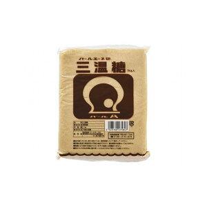 【まとめ買い】 パールエース 三温糖 1Kg x10個セット 食品 業務用 大量 まとめ セット セット売り(代引不可)【送料無料】