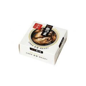 【まとめ買い】 K&K 缶つまプレミアム 広島かき 燻製油漬けEO F3号缶 x6個セット 食品 まとめ セット セット買い 業務用(代引不可)【送料無料】