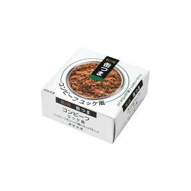 【まとめ買い】 K&K 缶つま コンビーフ ユッケ風 80g x6個セット 食品 まとめ セット セット買い 業務用(代引不可)【送料無料】