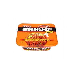 【まとめ買い】 サッポロ一番 オタフクお好みソース味焼そば カップ 124g x12個セット 食品 まとめ セット セット買い 業務用(代引不可)【送料無料】