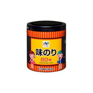 【まとめ買い】ニコニコのり 味付のり 卓上 80枚 x15個セット まとめ セット セット買い 業務用(代引不可)【送料無料】