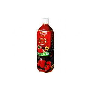 【まとめ買い】デルモンテ リコピンリッチ トマト飲料 ペット 900g x12個セット まとめ セット セット買い 業務用(代引不可)【送料無料】