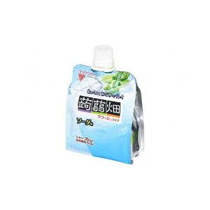 【まとめ買い】マンナンライフ クラッシュタイプ蒟蒻畑 ソーダ味 150g x6個セット まとめ セット セット買い 業務用(代引不可)【送料無料】