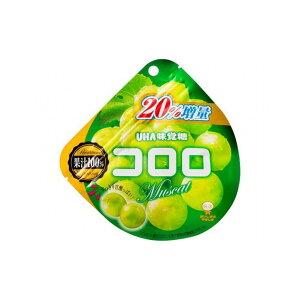 【まとめ買い】UHA味覚糖 コロロ マスカット 48g x6個セット まとめ セット セット買い 業務用(代引不可)【送料無料】