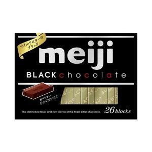 【まとめ買い】明治 ブラックチョコレート BOX 120g x6個セット まとめ セット セット買い 業務用(代引不可)【送料無料】
