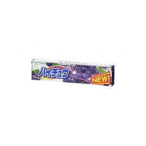 【まとめ買い】 森永製菓 ハイチュウ グレープ 12粒 x12個セット まとめ セット まとめ販売 セット販売 業務用(代引不可)【送料無料】