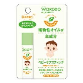 アサヒG(和光堂) シッカロールNベビーケアスティック 5g 化粧品
