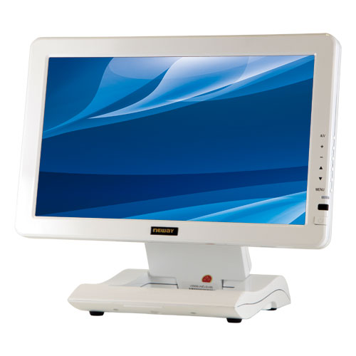 10.1型ワイドHDMI端子搭載液晶モニター エーディテクノ CL1012NW(代引き不可)