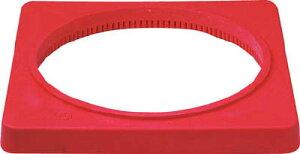 サンコー 樹脂製カラーコーンベット(2.0kg)赤 8Y0079