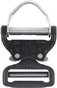 ALPIN COBRA バックル 45MM Dリング シルバー FX45AVD