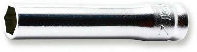 コーケン 1/4 6.35mm差込 Z−EAL 6角ディープソケット 4.5mm 2300MZ4.5