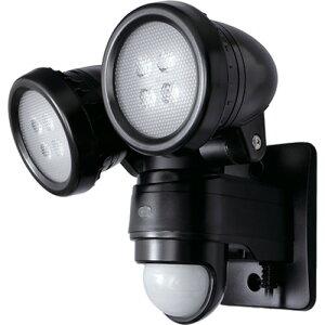 デルカテック LEDセンサーライト DSLD10B2【送料無料】