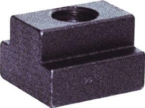 スーパーツール Tスロットナット(M20、T溝巾24)【2420-TN】(ツーリング・治工具・スタッドボルト)