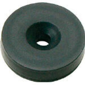 マグナ プレートキャッチ シリコンコーティング磁石【1-NCS20R-BK】(マグネット用品・マグネット素材)