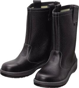 シモン 安全靴 半長靴 7544黒 26.5cm【7544N-26.5】(安全靴・作業靴・安全靴)