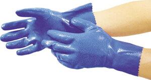 エステー モデルローブNO600ニトリル手袋(裏メリヤス)LL【NO.600LL】(作業手袋・ニトリルゴム手袋)