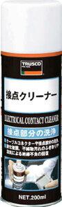 TRUSCO 接点クリーナー 200ml【TC-SC200】(化学製品・接点復活剤)