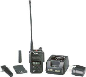 アルインコ デジタル登録局無線機1Wタイプ薄型セット【DJDP10A】(安全用品・標識・トランシーバー)