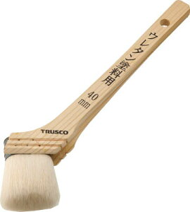 TRUSCO ウレタン塗料用刷毛 15号【TPB-466】(塗装・内装用品・刷毛)