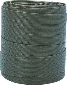 ユタカ 梱包用品 紙バンド 約14.5mm×約30m ブラック【BP-312】(ロープ・ひも・ひも)