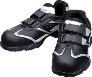 シモン プロテクティブスニーカー KA218黒 24.5cm【KA218BK-24.5】(安全靴・作業靴・プロテクティブスニーカー)