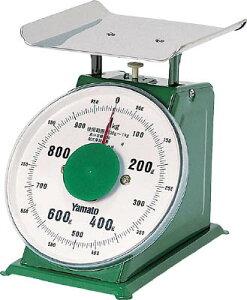 ヤマト 中型上皿はかり YSM−1(1kg)【YSM-1】(計測機器・はかり)