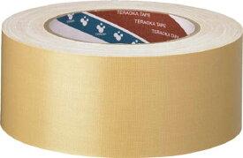 TERAOKA ニューオリーブテープ NO.142 50mmX25M【142 50X25】(テープ用品・梱包用テープ)