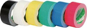 ニチバン 布粘着テープ121(アカ)【1211-50】(テープ用品・梱包用テープ)