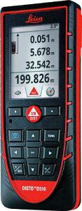 タジマ レーザー距離計 ライカ ディストD510【DISTO-D510】(測量用品・レーザー距離計)(代引不可)【送料無料】