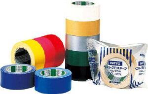 日東電工CS 布着色テープ No.756 50mm×25m 白【756-50 W】(テープ用品・梱包用テープ)