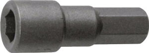 TRUSCO ボックスビット 9mm【TRDB-9】(ドライバー・六角棒レンチ・オフセット式ラチェットドライバー)