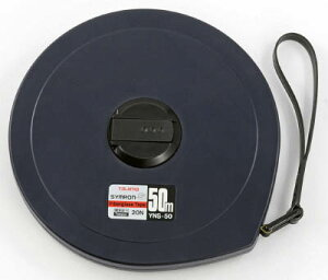 タジマ シムロン−S幅 13mm/長さ 50m/張力 20N【YNS-50】(測量用品・巻尺)