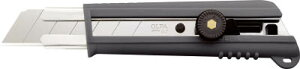 OLFA ノンスリップH型(グレー)【151BG】(ハサミ・カッター・板金用工具・カッターナイフ)