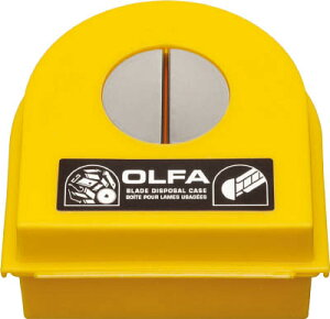 OLFA 安全刃折器ポキL型【158K】(ハサミ・カッター・板金用工具・カッターナイフ)