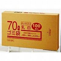 クラフトマン ゴミブクロ 70L 100マイ HK-094