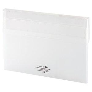 リヒトラブ コングレスケース A4薄型 乳白 A5035-1 (A-5035-1)