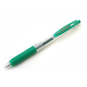 ゼブラ サラサクリップ0.3mm 緑 JJH15-G